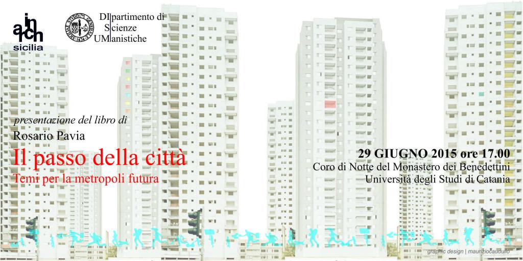 Il passo della città - Rosario Pavia