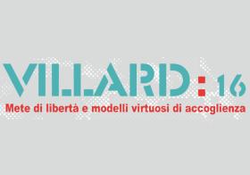 01-03.07.2015 | VILLARD : 16 – Mete di libertà e modelli virtuosi di accoglienza