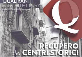 27.07.2015 | QUADRANTI D'ARCHITETTURA – CONVEGNO RECUPERO DEI CENTRI STORICI