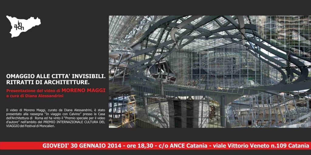 Moreno Maggi - 30.01. flyer web