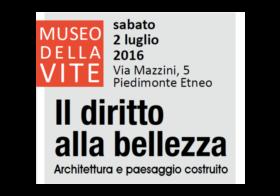 02.07.2016 | IL DIRITTO ALLA BELLEZZA