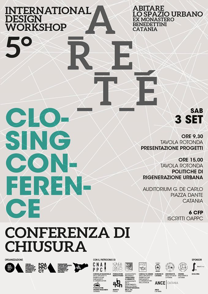 CLOSING CONFERENCE