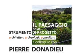 04.04.2017 | IL PAESAGGIO COME STRUMENTO DI PROGETTO