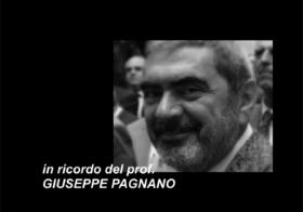 IN RICORDO DEL PROF. GIUSEPPE PAGNANO