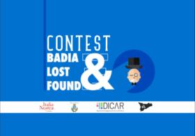CONTEST BADIA LOST & FOUND