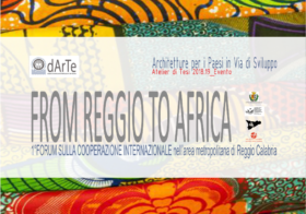 16.05.2019 | FROM REGGIO TO AFRICA